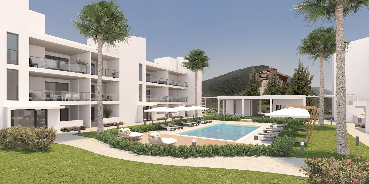 Alhaurin Vista Gol - Neubauwohnungen - Costa del Sol - Eindruck